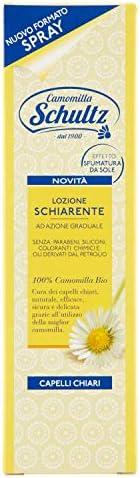 SCHULTZ Lozione Camomilla Spray, 150 Millilitro