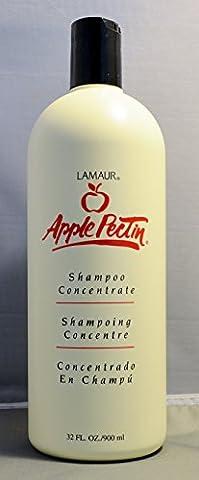Lamaur Apple Pectin Original Shampoo Concentrate 32 oz by Lamaur