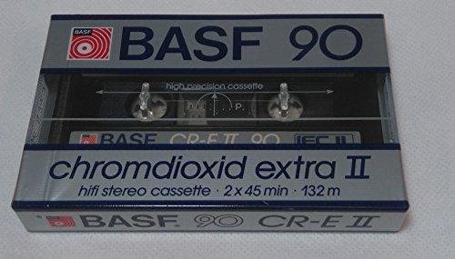 basf-chromdioxid-extra-ii-90-audio-cassette