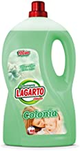 Lagarto Colonia Suavizante para Ropa - Paquete de 4 x 3000 ml - Total: 12000 ml