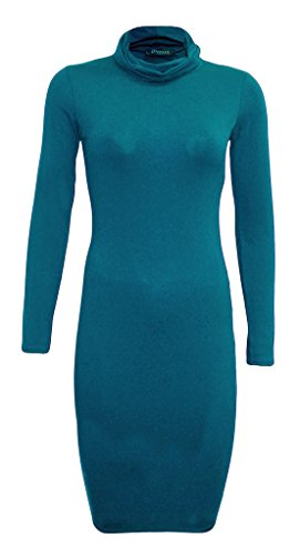 Fashion Lovers Damen Kleid Teall