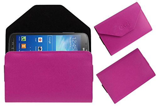 Acm Premium Pouch Case For Samsung Galaxy S4 Active I9295 Flip Flap Cover Holder Pink  available at amazon for Rs.329