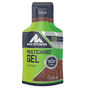Multipower Multi Carbo Energy Gel – (24x 40 g)