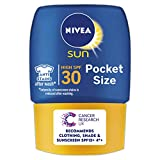 Best Cremas de protección solar - Nivea sun - Loción solar de bolsillo, factor Review