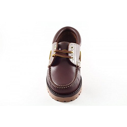 Benavente , Chaussures bateau pour homme Marron - SEAHorse Cuero