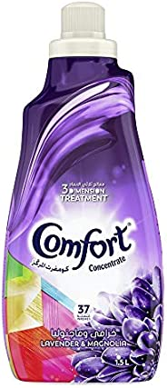 Comfort Concentrated Fabric Softener Lavender & Magnolia,