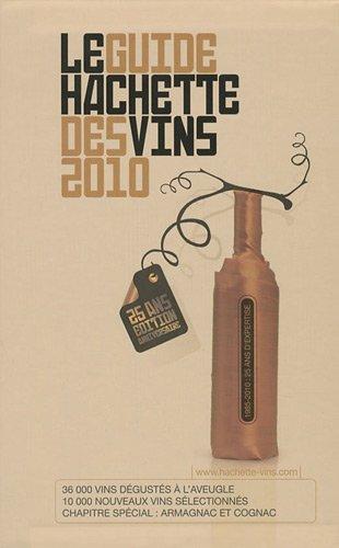 Coffret Bonnes Adresses du Guide Hachette des Vins