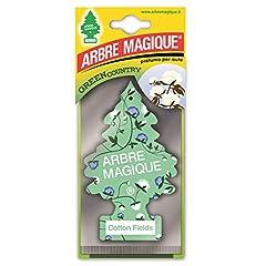 Idea Regalo - LIEMI ✅ Arbre Magique Deodorante per Auto Cotton Fields