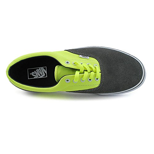 Vans U ERA Sneaker, Unisex adulto Yellow/Charcoal