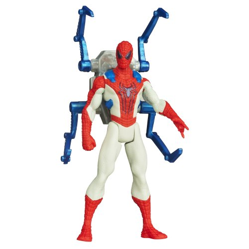 Iron Claw Spider-Man The Amazing Spider-Man 2 Spider Strike Action Figure  available at amazon for Rs.1709