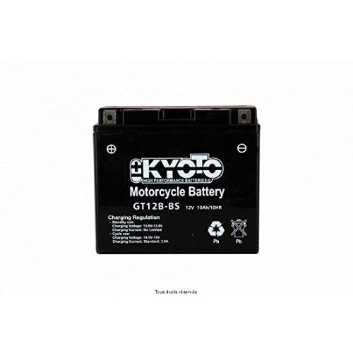 KYOTO - BATTERIA Yt12b-bs - L150xl70xH131 - Senza Manutenzione - Fornita con acido