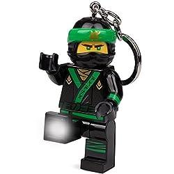 Lego 90076 Minitaschenlampe Ninjago Movie, Lloyd, 7,6 Cm, Schwarz Grün