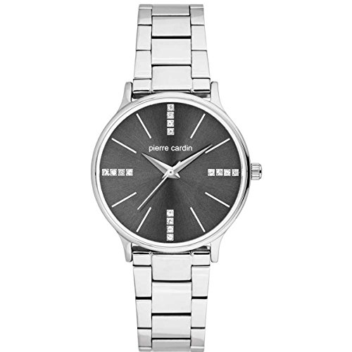 Pierre Cardin Ladies 'Watch Gare du Nord Stainless Steel PC902202°F05