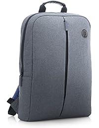 """HP Value Backpack 15.6 - Mochila para portátiles de hasta 15.6"""", gris y azul"""