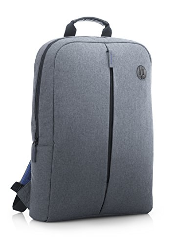 "HP Value Backpack 15.6 - 15.6"", gris y azul"