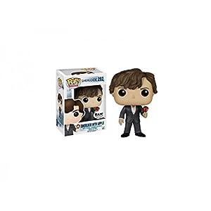 Funko Sherlock con manzana (Sherlock 292) Funko Pop Sherlock