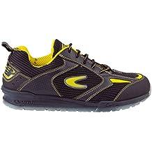 """Cofra 78480–000.w43Talla 43O1SRC FO de """"Bartali Zapatos de seguridad, color negro y amarillo"""