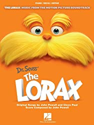 The Lorax: Music from the Motion Picture Soundtrack (Piano / Vocal / Guitar Soundtrack)