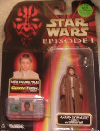 Anakin Skywalker#2 EP1 US (1 Anakin Skywalker Action-figur)