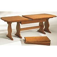 Arredamenti Rustici - Tavoli da sala da pranzo / Sala da ... - Amazon.it