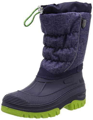 CMP Unisex-Erwachsene Hanki Bootsportschuhe, Blau (Nautic Mel. N946), 36 EU
