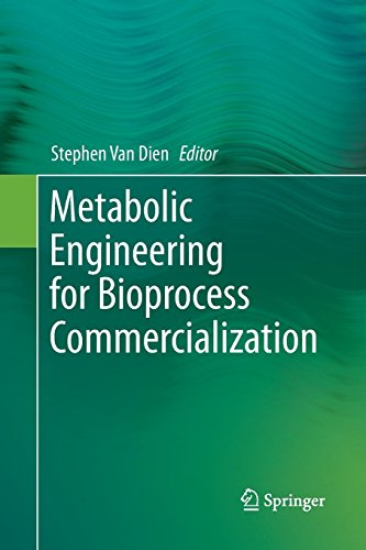 Metabolic Engineering for Bioprocess Commercialization