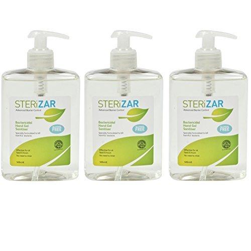 sterizar-senza-alcool-antibatterico-mano-gel-disinfettante-500ml-x3