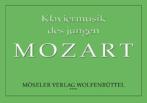Klaviermusik des jungen Mozart: Klavier.