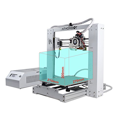 Athorbot Buddy 3D Drucker bereit PLA ABS TPU Flexible Prusa I3 Metal DIY set Large Print Size 210*270*200mm 24V -