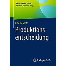 Produktionsentscheidung