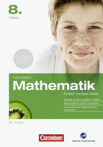 Lernvitamin M - Mathematik 8. Klasse