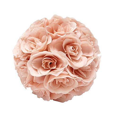 Craft And Party Küssball mit Rosenblüten-Motiv, für Hochzeit, Party-Dekoration 7