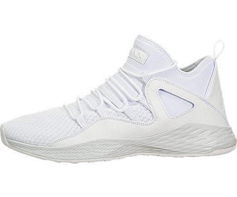 NIKE Herren Schuhe Jordan Formula 23 881465-120 weiß US 9,5 (Weiß Nike 2014 Air Max Herren)