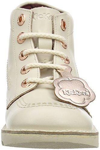 Kickers Girls' Kick Hi Ankle Boots 4