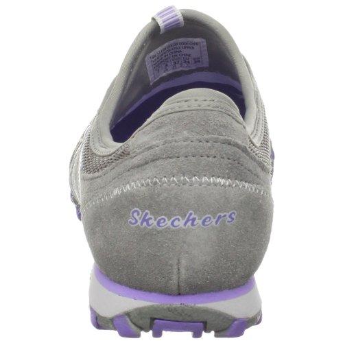 Skechers BikersHot-Ticket 21159, Sneaker donna Grigio (Grau (GYPR))