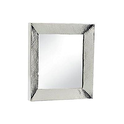Spiegel Snow White H60cm Aluminium von Home Deko 24 bei Spiegel Online Shop