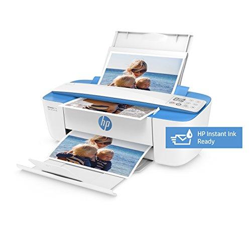 HP DeskJet 3720. Tecnología de impresión: Inyección de tinta térmica, Impresión: Impresión a color. Resolución máxima: 4800 x 1200 DPI, Velocidad de impresión (color, calidad normal, A4/US Carta): 5,5 ppm. Copiando: Copia a color. Resolución máxima d...