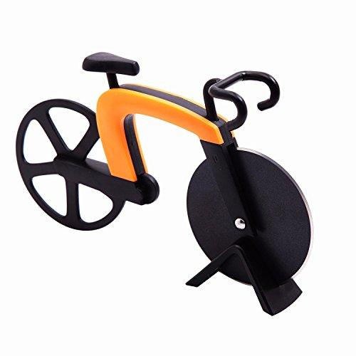 Cortador de pizzas de bicicleta