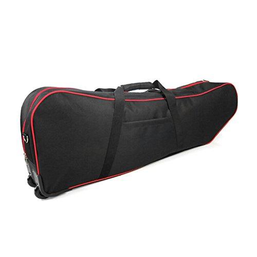 Dooret Rad-selbstabgleichende Intelligente Elektrische Unicycle-Roller-tragende Taschen-Handtaschen-Taschen-Tasche mit Zwei Griff-Bügeln u. Reißverschluss (Baseball-roller-tasche)