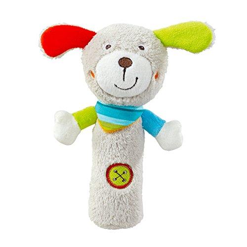 Fehn 086089 Stabgreifling Hund, Holiday