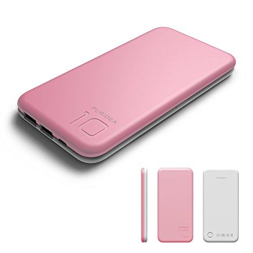 10000mAh-Salida-3A-Cargador-porttil-PURIDEA-S2-Doble-USB-Batera-Externa-Batera-s-de-la-Batera-del-Li-polmero-de-la-entrada-24A-para-Apple-iPhone-5-6-7-Plus-Samsung-HTC-Nokia-LG-Sony-Blackberry-rosa