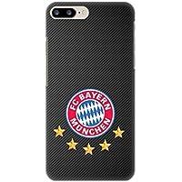 Case Cover Schutzhülle für iPhone X, 8, 8+,7, 7+, 6S, 6, 6S+, 6+, 5C, 5, 5S, 5SE, 4S, 4, Bayern München