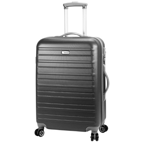 d & n Scion Travel Line 9400 Valise 4 roulettes 66 cm grau