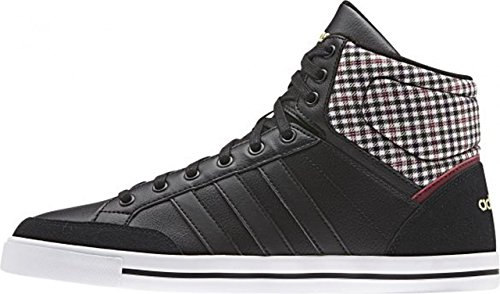 adidas Uomo scarpe da basket nero / oro