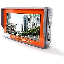"EYOYO 4,3/"" HD 1080P AHD CCTV Kamera Test Display Monitor Tester DC 12V-Ausgang"