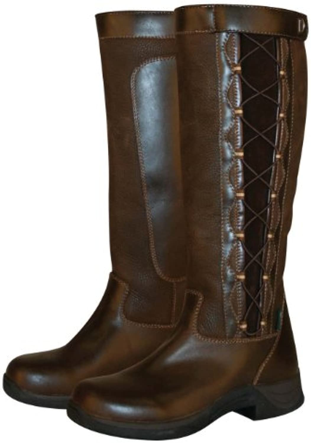 Dublin Pinnacle Botas, Unisex, Marrón Chocolate, 42  -
