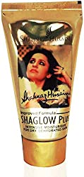 SHAHNAZ HUSAIN Shaglow Plus - Intensive Moisturiser For Dry, Dehydrated Skin (Gold_40 Gms)