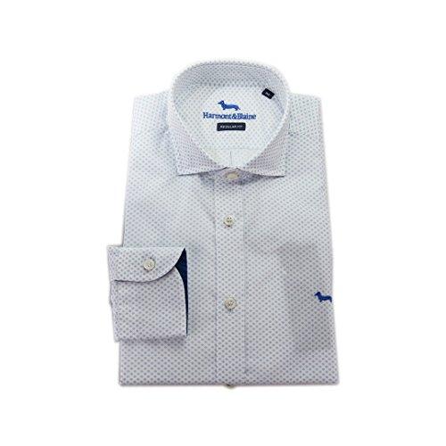 Harmont & blaine camicia bianco m