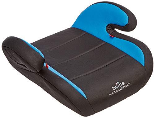 Twins Autositzerhöhung, Gruppe 2/3, ab 3,5 bis 12 Jahre, blau
