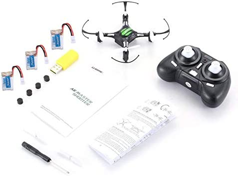 Knossos H8 Mini 2.4G RC Drone Quadcopter Quadcopter Quadcopter   3 Batteries Combo Headless Mode Black | France